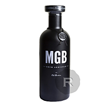 Old Brothers - Rhum vieux - MGB - Bielle - 4 ans - 50cl - 47,1°