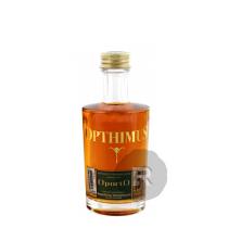 Opthimus - Rhum hors d'âge - 15 ans - Oporto - Mignonnette - 5cl - 43°