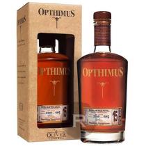 Opthimus - Rhum hors d'âge - 15 ans - 70cl - 38°