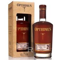 Opthimus - Rhum hors d'âge - 21 ans - 70cl - 38°