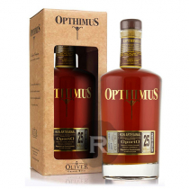 Opthimus - Rhum hors d'âge - 25 ans - Porto finish - 70cl - 43°