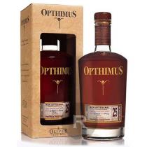 Opthimus - Rhum hors d'âge - 25 ans - 70cl - 38°