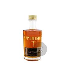 Opthimus - Rhum hors d'âge - 25 ans - Whisky Finish - Mignonnette - 5cl - 43°