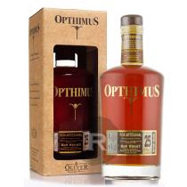 Opthimus - Rhum hors d'âge - 25 ans - Malt Whisky finish - 70cl - 43°