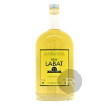 Père Labat - Rhum ambré - Soleil Imperial - Rehoboam - 4,5L  - 55°
