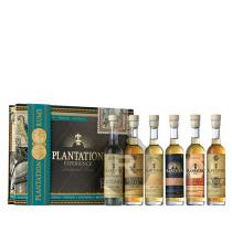 Plantation - Coffret dégustation - Boite à cigares - 6 x 10cl - 41,12°