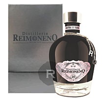 Reimonenq - Rhum hors d'âge - 20 ans - Carafe - 70cl - 47°