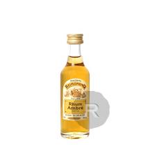 Reimonenq - Rhum ambré - Mignonnette - 5cl - 40°