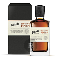 Relicario - Rhum hors d'âge - Vermouth Finish - 70cl - 40°