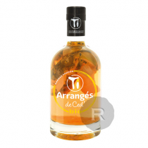Les Rhums de Ced - Ti'arrangés - Ananas Passion - Bio - 70cl - 21°