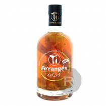 Les Rhums de Ced' - Ti Arrangé - Ananas Caramel beurre salé - 70cl - 32°