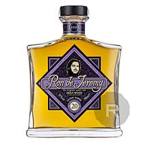 Ron de Jeremy - Rhum hors d'âge - Holy Wood - 20 ans - Cognac Cask - 70cl - 51°