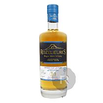 Rozelieures - Whisky - Single Malt - Fût unique - Porto Ruby - 70cl - 46°