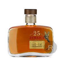 Rum Nation - Rhum hors d'âge - Jamaica - 25 ans - Embassy N°1 - 50cl - 51°
