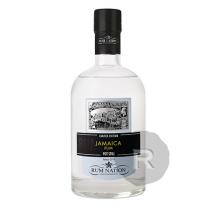 Rum Nation - Rhum blanc - Jamaica white pot still - 70cl - 57°