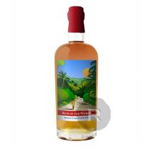 Rum of the World - Rhum vieux - Antilles françaises - Single Cask - 70cl - 46°