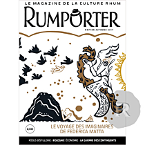 Magazine - Rumporter - Automne 2017 - Federica Matta