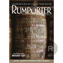 Magazine - Rumporter - Septembre 2018 - Mount Gay