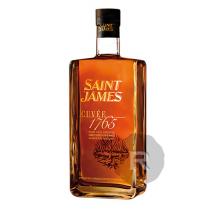 Saint James - Rhum vieux - Cuvée 1765 - 70cl - 42°
