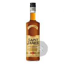 Saint James - Rhum ambré - Royal ambré - 70cl - 45°