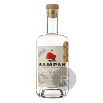 Sampan - Rhum blanc - Overproof - 70cl - 54°