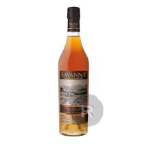 Savanna - Rhum hors d'âge - 9 ans - Agricole - Ex Cognac / Armagnac - 50cl - 55°