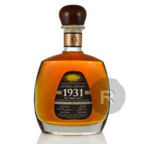 St. Lucia Distillers - Rhum hors d'âge - 1931 - 4ème édition - numérotée - 70cl - 43°