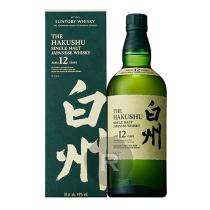 Suntory - Whisky - Single malt - Hakushu - 12 ans - 70cl - 43°