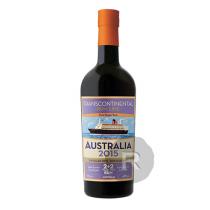 TCRL - Rhum hors d'âge - Australia - Millésime 2015 - 70cl - 48°