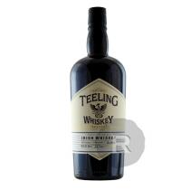 Teeling - Whisky - Premium Blended Irish Whiskey - Rum finish - 70cl - 46°
