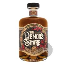 The Demon's Share - Rhum épicé - 12 ans - 70cl - 40°