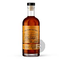 The Rum Factory - Rhum hors d'âge - 15 ans - 70cl - 43°