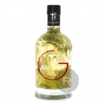 Les Rhums de Ced' - Ti'arrangés - Point G - Citron Gingembre - Millésime 2020 - 70cl - 32°