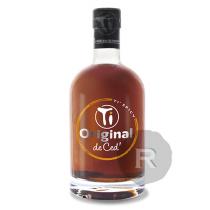 Les Rhums de Ced - Ti'Original - Ti Spicy - 70cl - 45°