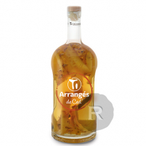 Les Rhums de Ced - Ti'Arrangé - Ananas Victoria - Magnum - 1,5L - 32°