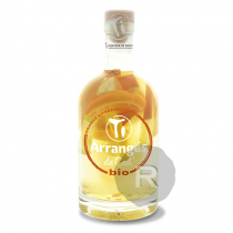 Les Rhums de Ced' - Ti'Arrangé - Orange Citron Bio - 70cl - 21°