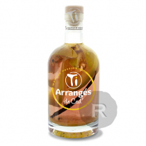 Les Rhums de Ced - Ti'Arrangé - Mangue Passion - 70cl - 32°