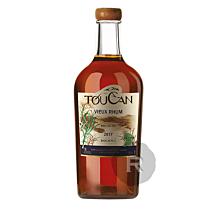 Toucan - Rhum vieux - Batch 2 - Millésime 2017 - 50cl - 48°