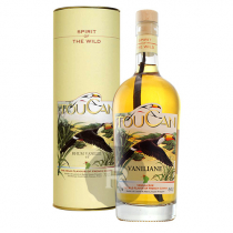 Toucan - Rhum arrangé - Vaniliane - 70cl - 45°