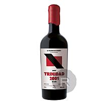 Trinidad - Rhum hors d'âge - LMDW - Conquête - 20 ans - 2001 - 70cl - 65,6°