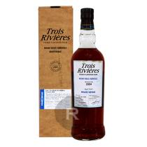 Trois Rivières - Rhum hors d'âge - Private Vintage - Millésime 2004 - Single Cask - 70cl - 53°