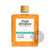 Trois Rivières - Rhum ambré - Pavé ambré - 50cl - 40°
