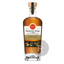 Worthy Park - Rhum très vieux - Single Estate Reserve - 70cl - 45°