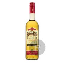 Worthy Park - Rhum ambré - Bar - Gold - high proof - 70cl - 46°