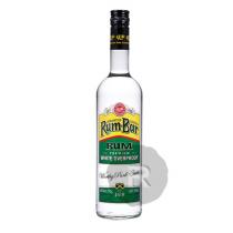 Worthy Park - Rhum blanc - Bar - White Overproof - 70cl - 63°