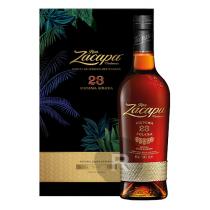 Zacapa - Rhum hors d'âge - 23 ans - Solera - Coffret 2 verres - 70cl - 40°