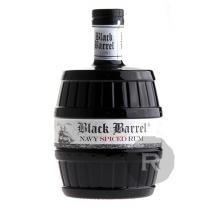 A.H. Riise - Rhum épicé - Black barrel navy spiced - 70cl - 40°