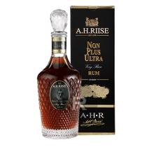 A.H. Riise - Rhum hors d'âge - Non Plus Ultra - 70cl - 42°
