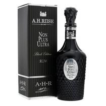 A.H. Riise - Rhum hors d'âge - Non Plus Ultra - Black - 70cl - 42°