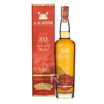 A.H. Riise - Rhum hors d'âge - XO Ambre d'Or Reserve - 70cl - 42°